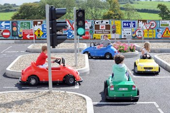 Driving School for kids Tenby